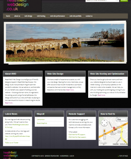 Heathfield Web Design